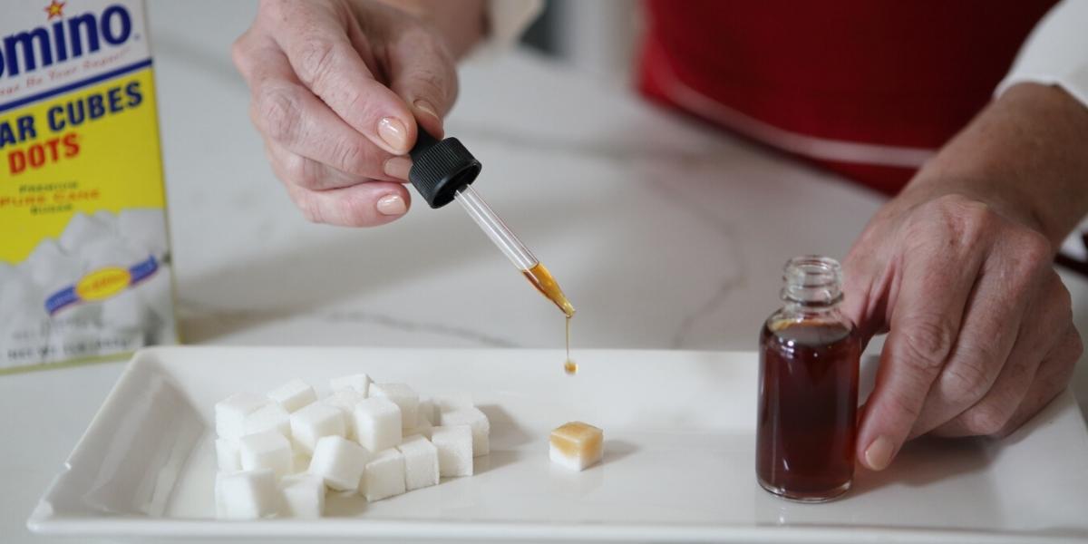 Method for Tasting Vanilla Extract from Manion's Vanilla