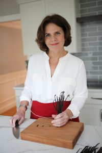 Bean Blender Ann Manion of Manion's Vanilla
