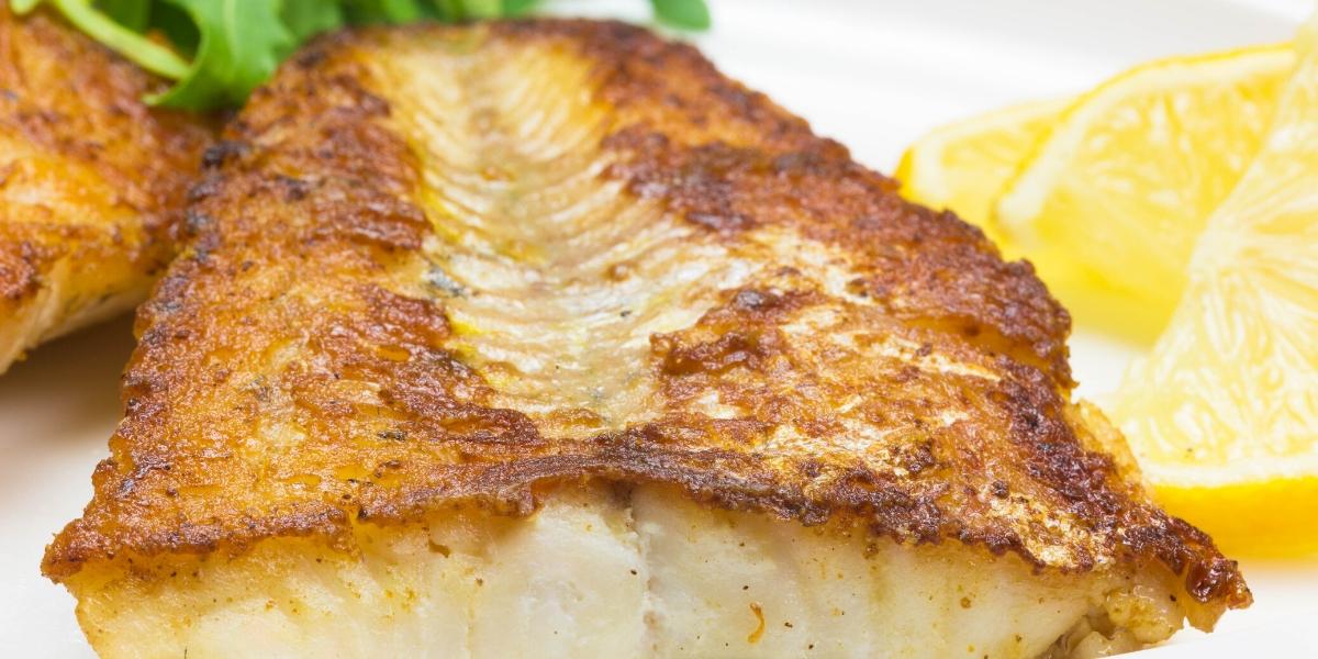 Vanilla Lemon Butter Sauce for Fish using Manion's Vanilla